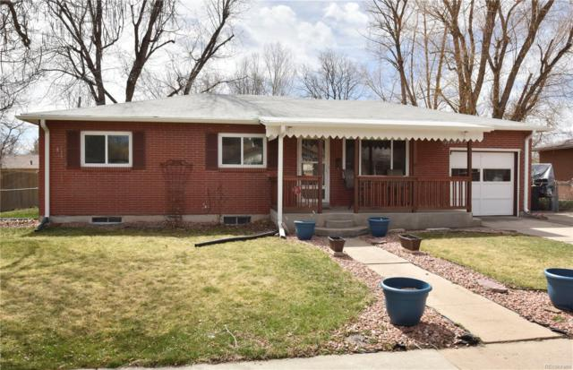 10758 W 68th Way, Arvada, CO 80004 (#3196735) :: The Pete Cook Home Group