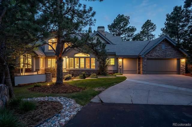 632 Country Club Lane, Castle Rock, CO 80108 (#3196939) :: Colorado Home Finder Realty