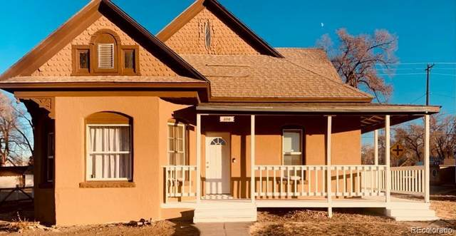 300 N 11th Street, Rocky Ford, CO 81067 (#3197047) :: Finch & Gable Real Estate Co.