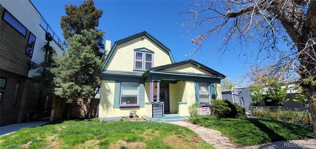 1807 S Pearl Street, Denver, CO 80210 (#3197114) :: Re/Max Structure