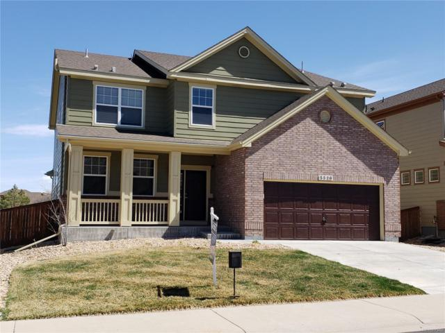 3520 Desert Ridge Circle, Castle Rock, CO 80108 (#3197218) :: The Griffith Home Team