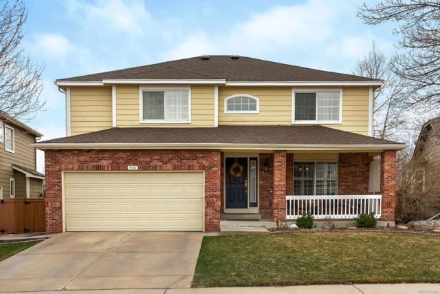 5160 Morning Glory Place, Highlands Ranch, CO 80130 (#3197548) :: The DeGrood Team
