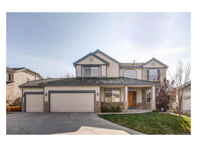 9852 Indian Wells Drive, Lone Tree, CO 80124 (#3197557) :: Colorado Team Real Estate
