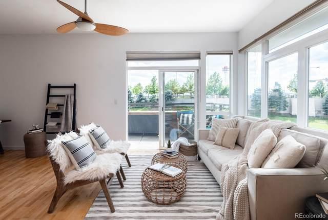 1440 Little Raven Street #307, Denver, CO 80202 (#3198670) :: Kimberly Austin Properties
