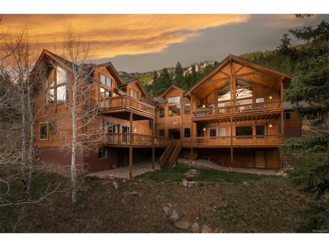 62 Aspenwood Drive, Evergreen, CO 80439 (MLS #3198873) :: 8z Real Estate