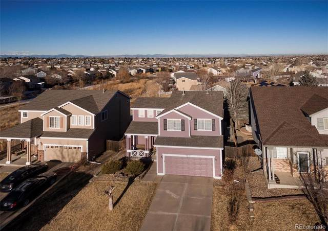 3827 S Kirk Court, Aurora, CO 80013 (#3199157) :: Bring Home Denver with Keller Williams Downtown Realty LLC