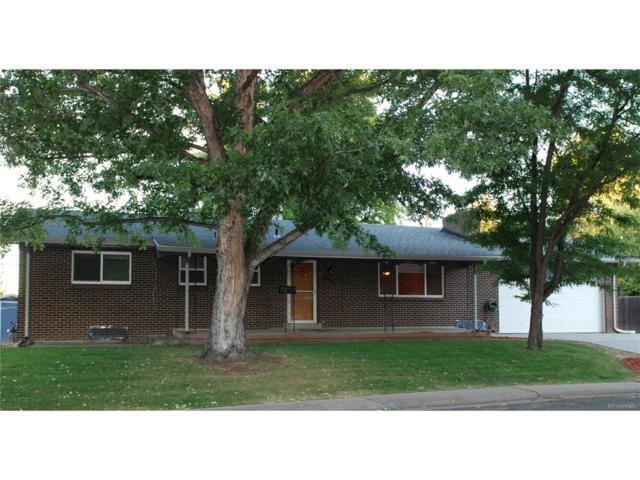 6324 S Logan Court, Centennial, CO 80121 (#3199825) :: The Peak Properties Group