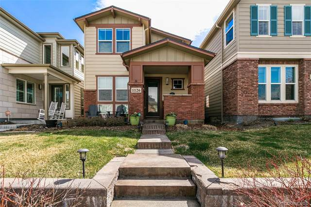 1126 S Grant Street, Denver, CO 80210 (#3199864) :: The DeGrood Team