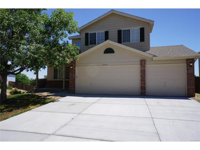 19957 E Garden Drive, Centennial, CO 80015 (MLS #3200107) :: 8z Real Estate