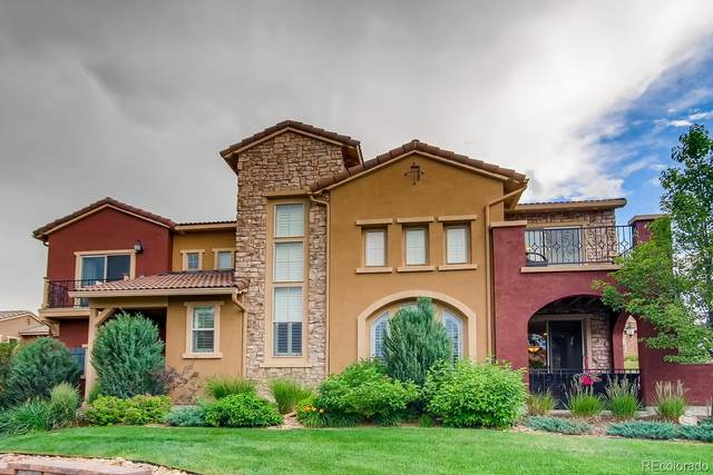 9588 Firenze Way, Highlands Ranch, CO 80126 (#3200996) :: The Gilbert Group