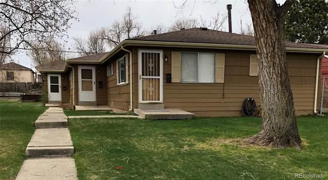 163 S Osceola Street, Denver, CO 80219 (#3201148) :: Symbio Denver