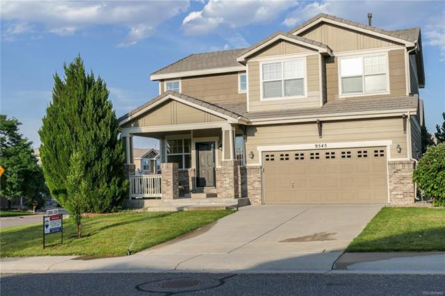 9545 Longstone Drive, Parker, CO 80134 (MLS #3201182) :: 8z Real Estate