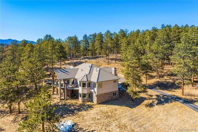 189 Eagle Chase Lane, Evergreen, CO 80439 (#3201244) :: iHomes Colorado