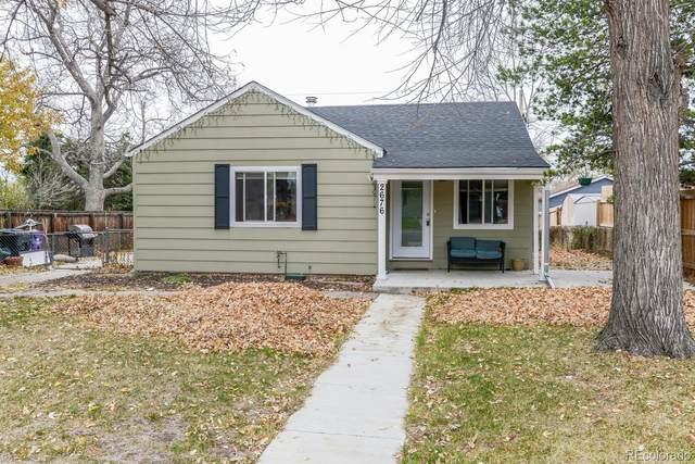 2676 S Hazel Court, Denver, CO 80219 (#3201277) :: Mile High Luxury Real Estate