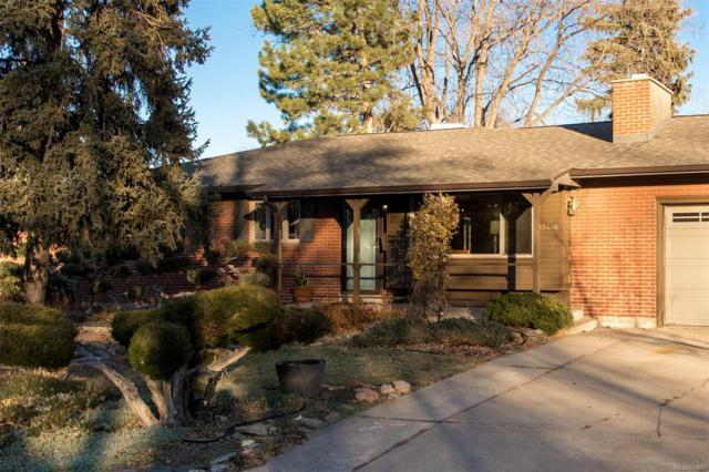 13436 W 22nd Place, Golden, CO 80401 (#3201434) :: HomePopper