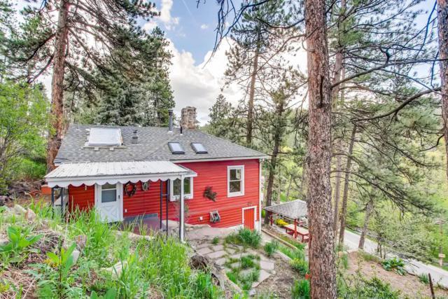 4892 S Cedar Road, Evergreen, CO 80439 (#3201764) :: Colorado Home Finder Realty
