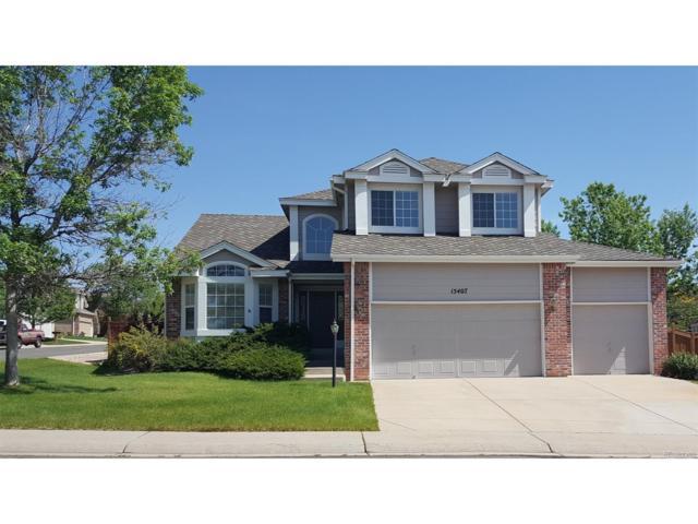 15407 E Dorado Place, Centennial, CO 80015 (MLS #3201816) :: 8z Real Estate