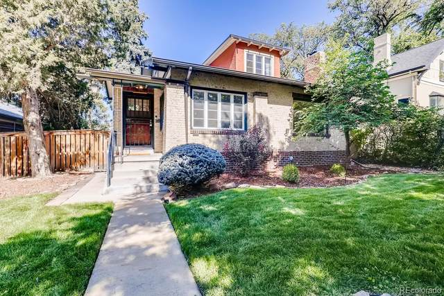 615 N Humboldt Street, Denver, CO 80218 (MLS #3201878) :: 8z Real Estate