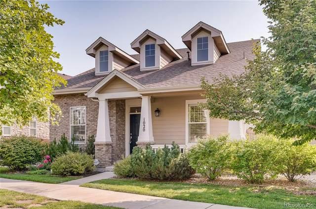 1020 Ulster Street, Denver, CO 80230 (#3202027) :: The HomeSmiths Team - Keller Williams
