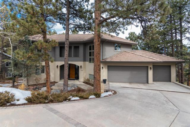1358 Southridge Court, Golden, CO 80401 (#3202608) :: Berkshire Hathaway Elevated Living Real Estate