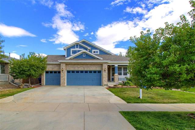 2352 S Ireland Way, Aurora, CO 80013 (#3202621) :: The Galo Garrido Group