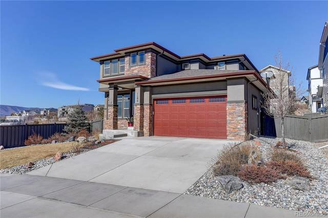 1108 Sea Biscuit Drive, Colorado Springs, CO 80921 (#3202672) :: The Dixon Group