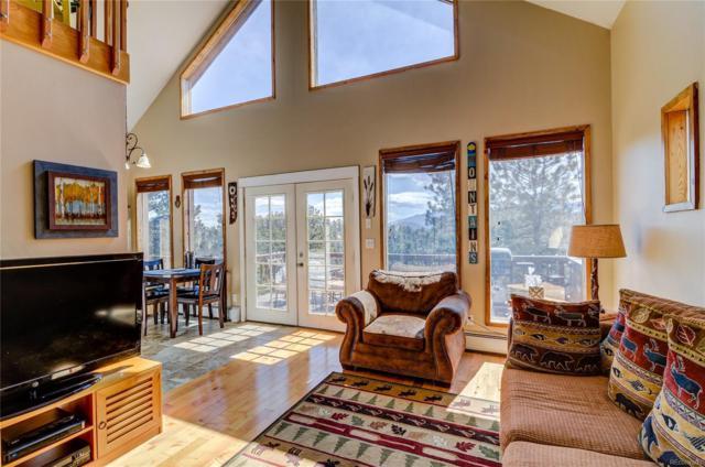 493 Juniper Lane, Bailey, CO 80421 (#3202920) :: Bring Home Denver with Keller Williams Downtown Realty LLC