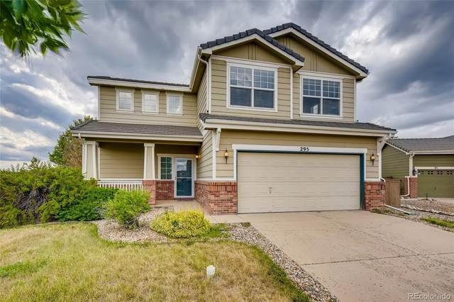 295 Peabody Street, Castle Rock, CO 80104 (MLS #3202996) :: Clare Day with Keller Williams Advantage Realty LLC