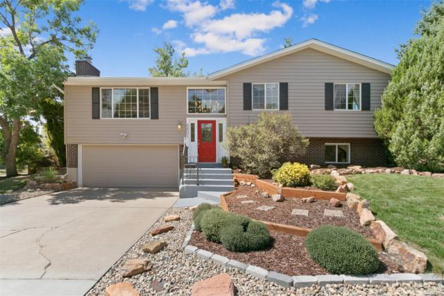 6891 S Quince Street, Centennial, CO 80112 (#3203368) :: The Peak Properties Group