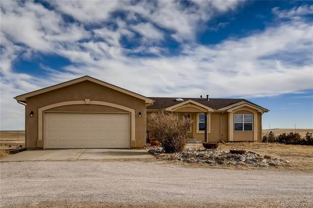 45155 E Jamison Place, Bennett, CO 80102 (#3203513) :: Chateaux Realty Group