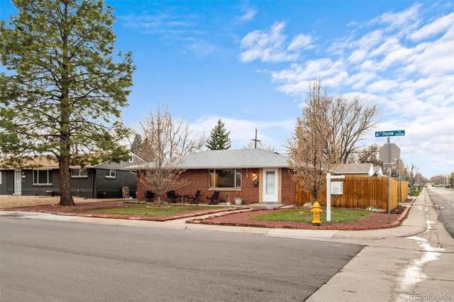 1405 S Depew Street, Lakewood, CO 80232 (#3203933) :: Venterra Real Estate LLC