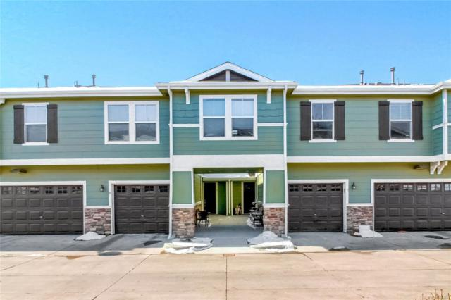 17101 Waterhouse Circle B, Parker, CO 80134 (#3204138) :: My Home Team