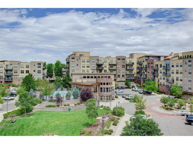 9019 E Panorama Circle D-410, Englewood, CO 80112 (MLS #3204479) :: 8z Real Estate