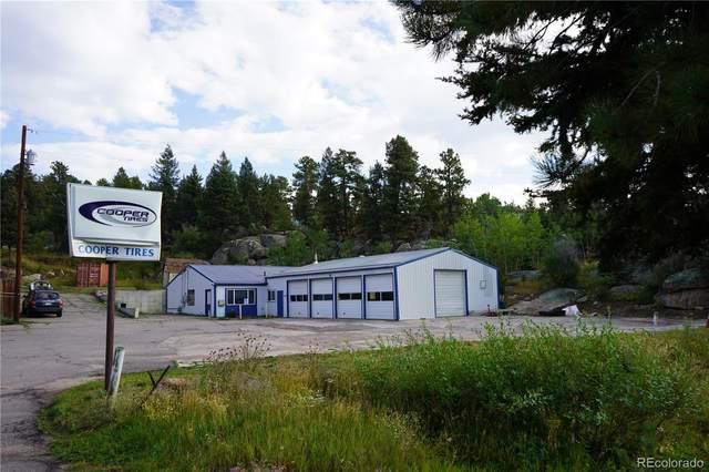11851 Us Highway 285, Conifer, CO 80433 (#3204548) :: The HomeSmiths Team - Keller Williams