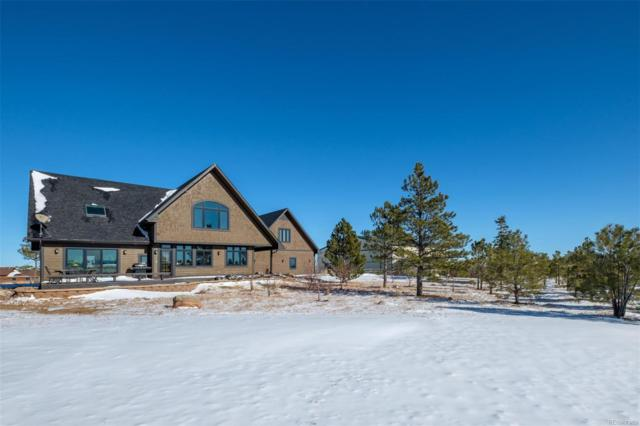 24745 Ben Kelly Road, Elbert, CO 80106 (#3205011) :: Structure CO Group