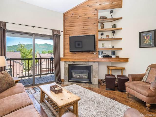 2025 Walton Creek Road #417, Steamboat Springs, CO 80487 (#3205174) :: Wisdom Real Estate