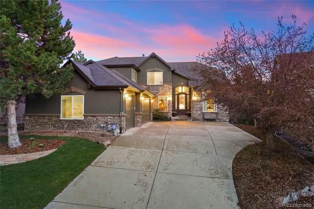 940 Greenridge Lane, Castle Pines, CO 80108 (#3205420) :: Portenga Properties