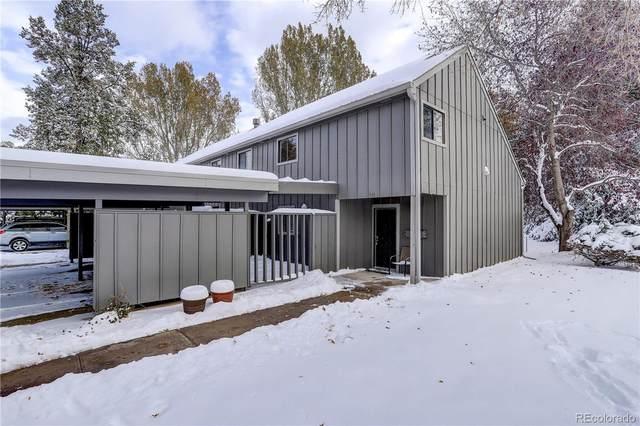 809 E Drake Road D101, Fort Collins, CO 80525 (MLS #3205854) :: 8z Real Estate