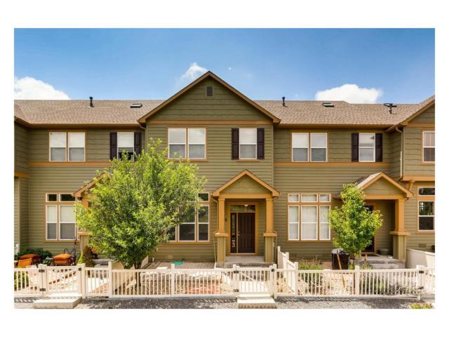 3716 Pecos Trail, Castle Rock, CO 80109 (MLS #3205866) :: 8z Real Estate