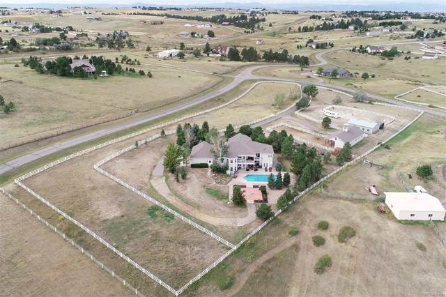 46186 Needleleaf Circle, Parker, CO 80138 (#3206701) :: The Peak Properties Group