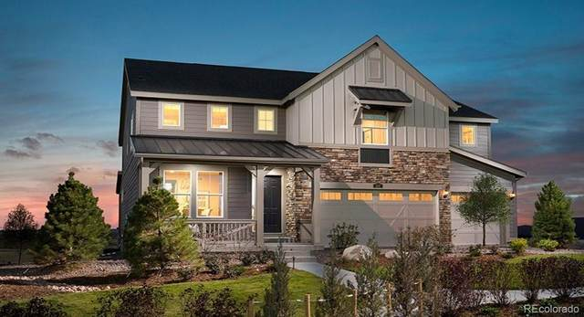 7160 Highland Hills Street, Castle Pines, CO 80108 (#3206808) :: HomeSmart Realty Group