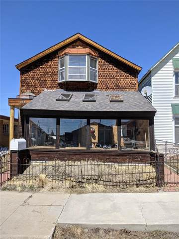 214 E 7th Street, Leadville, CO 80461 (MLS #3206842) :: Kittle Real Estate