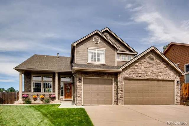 7839 Rampart Way, Littleton, CO 80125 (#3206978) :: The HomeSmiths Team - Keller Williams