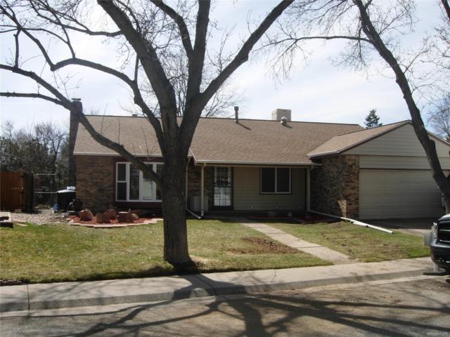 8618 E Eastman Avenue, Denver, CO 80231 (#3207013) :: Wisdom Real Estate
