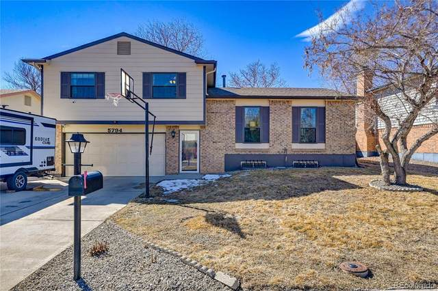 5794 W 109th Place, Westminster, CO 80020 (#3207277) :: The DeGrood Team