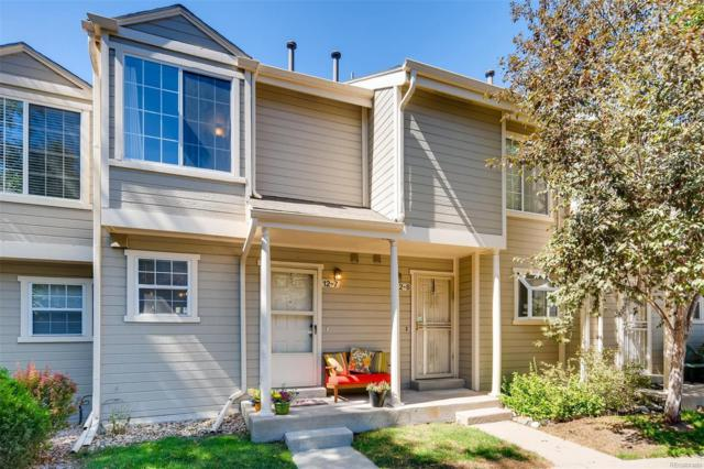 1818 S Quebec Way 12-7, Denver, CO 80231 (#3207546) :: The Healey Group