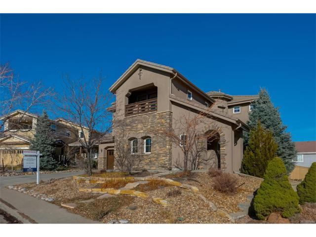 10657 Briarglen Circle, Highlands Ranch, CO 80130 (#3207689) :: The Dixon Group
