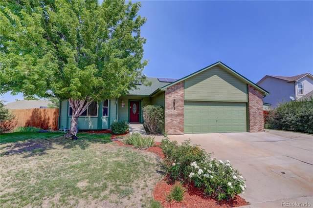 202 Buck Rake Boulevard, Platteville, CO 80651 (MLS #3207775) :: 8z Real Estate
