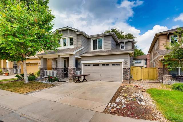 7885 W Layton Way, Littleton, CO 80123 (#3208125) :: The DeGrood Team