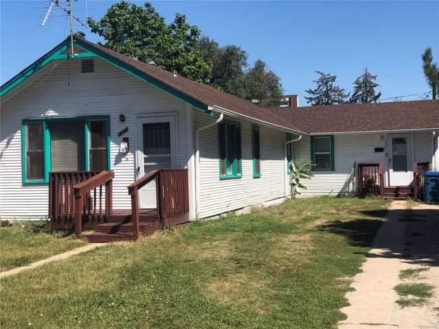 1540 Ames Street, Lakewood, CO 80214 (MLS #3208243) :: 8z Real Estate